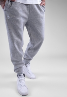 Pantaloni sport C&S PA Small Icon gri-alb Cayler and Sons