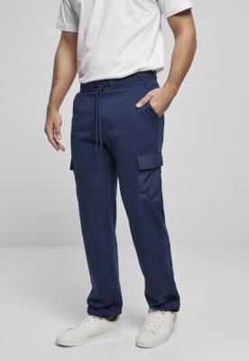 Pantaloni sport Commuter bleumarin Urban Classics