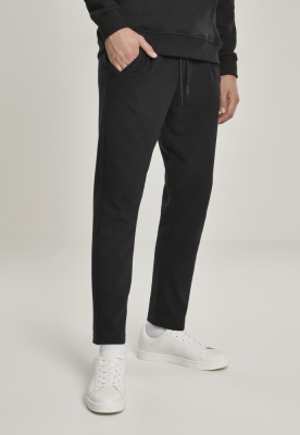 Pantaloni sport Cut and Sew negru Urban Classics