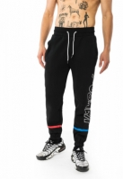 Pantaloni sport More Power negru Pusher