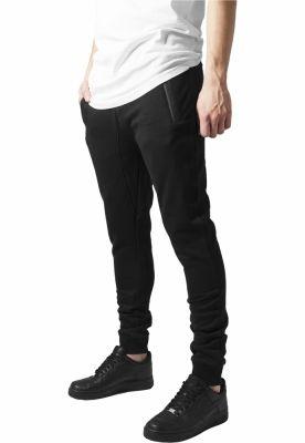 Pantaloni sport urban Tech negru-negru Urban Classics