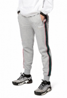 Pantaloni sport Pusher Hustle gri