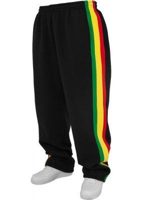 Pantaloni de trening rasta pentru copii