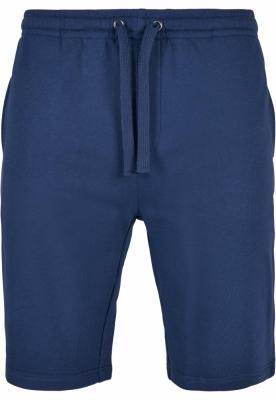 Pantaloni sport scurti Basic bleumarin Urban Classics