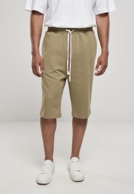Pantaloni sport scurti Low Crotch kaki Urban Classics