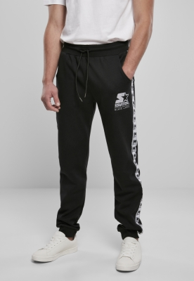 Pantaloni sport Starter Logo Taped negru