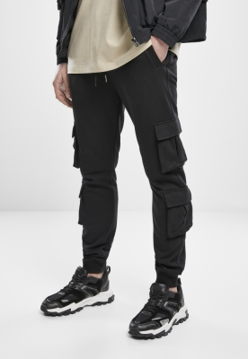 Pantaloni Double Pocket Terry Sweat Urban Classics
