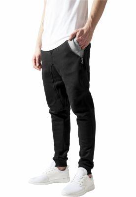 Pantaloni trening conici