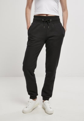 Pantaloni Organic talie inalta Sweat dama Urban Classics