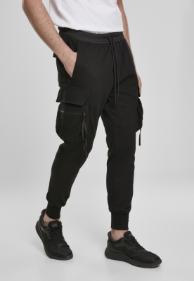 Pantaloni trening Tactical negru Urban Classics