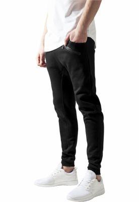 Pantaloni trening tur lasat