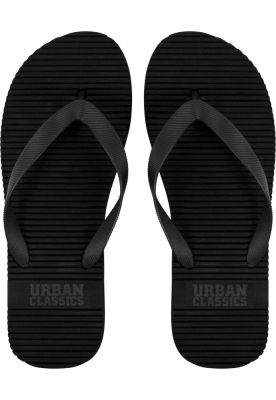 Papuci vara negru Urban Classics