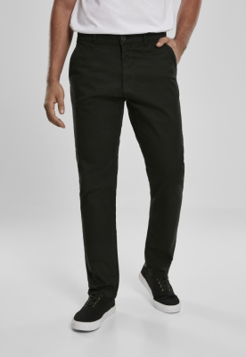 Performance Chino negru Urban Classics