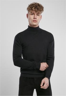 Pulover helanca Basic negru Urban Classics