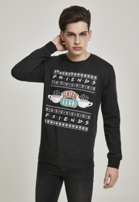 Pulovere Craciun Friends Central Perk negru Merchcode