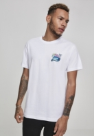 Roll Tide Tee alb Pink Dolphin