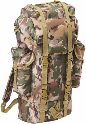 Rucsac nailon Military tactical-camuflaj Brandit