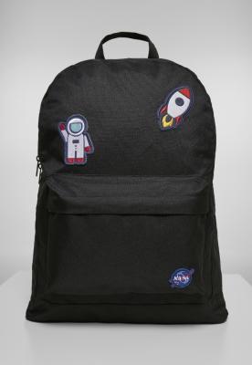 Rucsac NASA negru Mister Tee