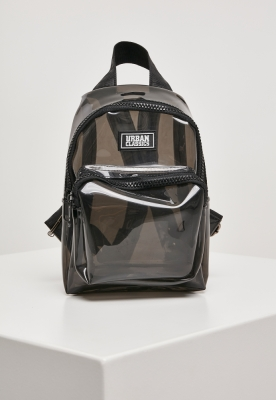 Rucsac Transparent Mini transparentblack Urban Classics
