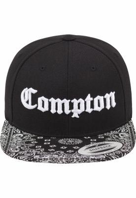 Sapca Compton Bandana