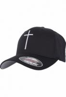 Sapca Flexfit Cross negru