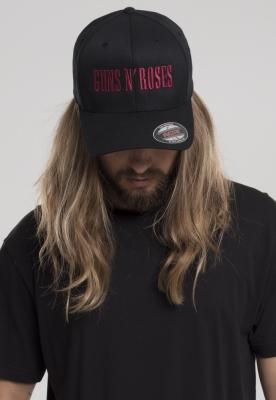 Sapca Flexfit Guns n Roses negru-negru