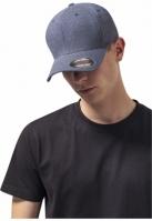 Sapca Melange Flexfit bleumarin