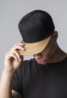 Sapca Visor Snapback Metallic auriu Flexfit