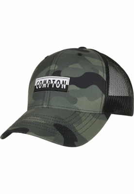 Sepci C&S WL CMPTN Predator Curved Trucker camuflaj-mc Cayler and Sons
