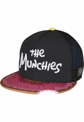 Sepci C&S WL Munchies Trucker negru Cayler and Sons mc