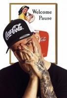 Sepci Coca Cola Logo Trucker negru-alb Merchcode