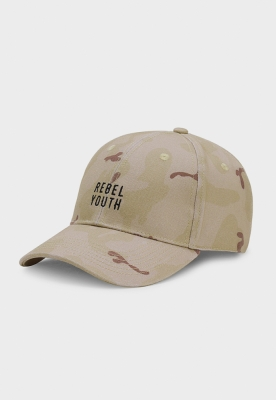 Sepci CSBL Rebel Youth Curved desert-camuflaj Cayler and Sons