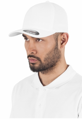 Sepci Flexfit 5 Panel alb