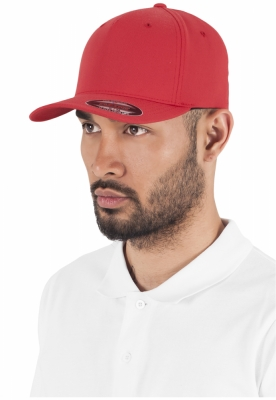 Sepci Flexfit 5 Panel rosu