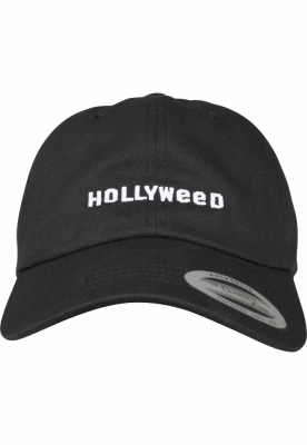 Sepci Hollyweed Dad negru Mister Tee