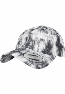 Sepci Low Profile Tie Dye gri Flexfit