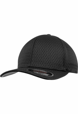 Sepci originale Flexfit Athletic Mesh negru