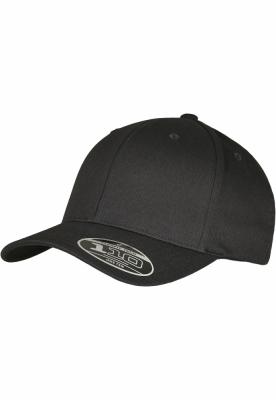 Sepci originale Flexfit Wooly Combed ajustabil negru-negru