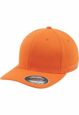 Sepci Sapca Flexfit Promotion Blank portocaliu