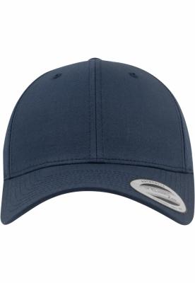 Sepci rap Classic Snapback Curved bleumarin Flexfit