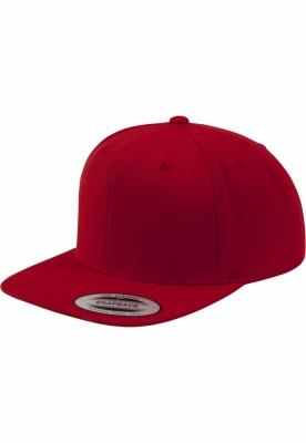 Sepci rap Classic Snapback rosu-rosu Flexfit