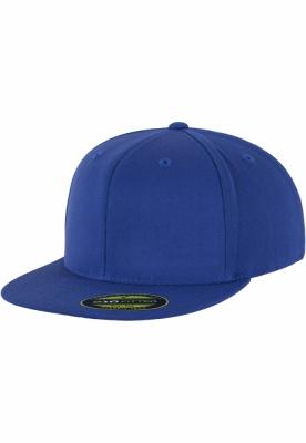 Sepci rap Premium 210 Fitted albastru-roial Flexfit