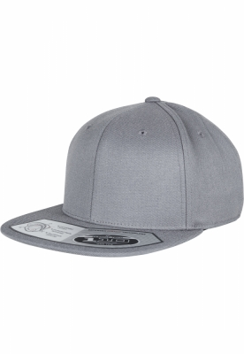 Sepci rap Snapback 110 Fitted gri Flexfit