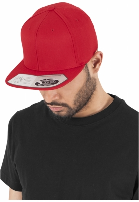 Sepci rap Snapback 110 Fitted rosu Flexfit