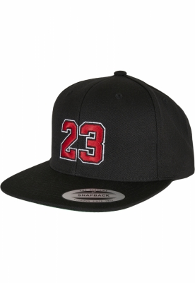 Sepci rap Snapback 23 Number negru Mister Tee