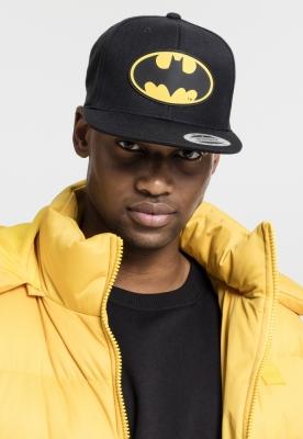 Sepci rap Snapback Batman negru-negru Merchcode