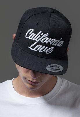 Sepci rap Snapback California Love negru Mister Tee