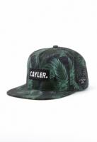 Sepci rap Snapback C&S WL verde Jungle negru-mc Cayler & Sons