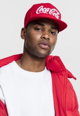 Sepci rap Snapback Coca Cola Logo rosu Merchcode