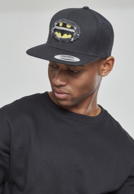 Sepci rap Snapback Destroyed Batman negru Merchcode